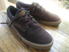 Lakai Riley Hawk Skateboarding shoes Size 10.5 (gum sole)