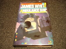 James White  Ambulance ship, book 4 of Sector General series 1st HBDJ