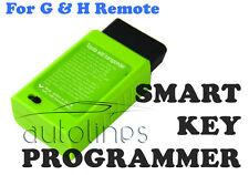 TOYOTA G & H CHIP Transponder Smart Key Maker Programmer K-Line CAN-BUS OBD OBD2