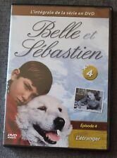 Belle et Sebastien, episode 4 - l'étranger, DVD serie TV