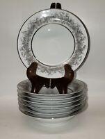Florentine by SANGO Set of 7 Rim Fruit/Dessert (Sauce) Bowls Pattern 2271