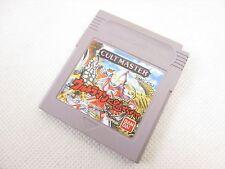 Game Boy Nintendo ULTRAMAN CULT MASTER GB Video Game Cartridge Only gbc