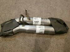 AP Exhaust Tail Pipe combo 24926 & 24927 Prebent Pipe New