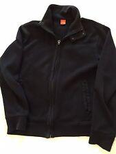 Hugo Boss Black Zip Jacket Large