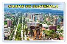 CIUDAD DE GUATEMALA FRIDGE MAGNET SOUVENIR IMAN NEVERA