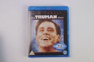 The Truman Show [1998] (Blu-ray) Jim Carrey, Laura Linney, Noah Emmerich