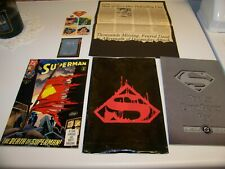 New ListingSuperman- The Death of Superman