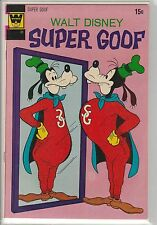 Walt Disney's Super Goof #22 1972 Whitman