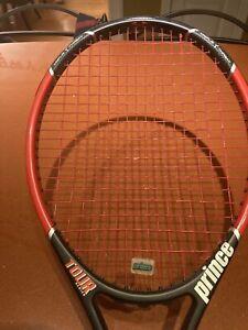 Prince Tour 625 Diablo Tennis Racquet Excellent Condition!