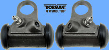 2 Drum Brake Wheel Cylinders FRONT L & R For FORD Mercury OEM # 2620735