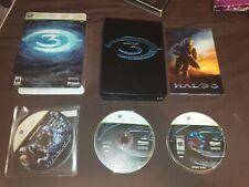 HALO 3 LIMITED COLLECTORS EDITION Microsoft Xbox 360 Game