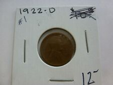 New listing 1922-D Lincoln Cent #1
