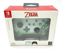 The Legend Of Zelda Nintendo Switch Enhanced Wired Controller New