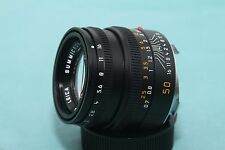 Leica Summicron-M 50mm F/2.0 Lens (TOP)