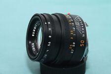 Leica Summicron-M 50mm Obiettivo F/2.0 (superiore)