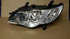 SUBARU LIBERTY GEN 4 SEDAN AND WAGON 6/2006 TO 7/2009 LHF HEAD LIGHT