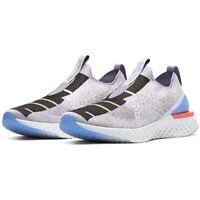 Nike Epic Phantom React FK JDI Flyknit Indigo Fog Running CI1291-400 Men's 11.5