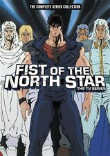 FIST OF THE NORTH STAR COMPLETE TV SERIES COLLECTION New 21 DVD Set Anime