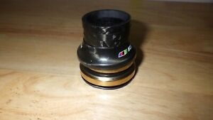 RITCHEY WCS HEADSET, SLIGHTLY USED, TAPERED 1-1/8 TO 1-1/4, CARBON SPACERS