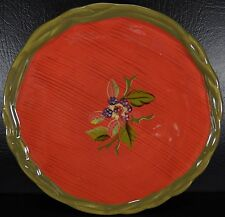 Tracy Porter Octavia Hill Garden Collection Salad Plate Multiples Available Red