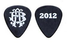 Nickelback Black Guitar Pick - 2012 Here And Now Tour