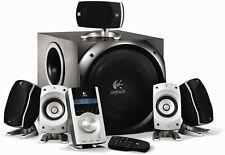 Logitech Z-5500 THX-Certified 5.1 Digital Surround Sound Speaker System Audio