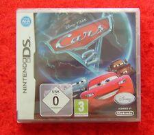 Cars 2 Disney Pixar, Nintendo DS Spiel, Neu, deutsche Version