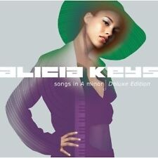 ALICIA KEYS Songs In A Minor 2CD BRAND NEW Deluxe Edition