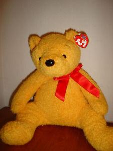 TY Beanie Buddies, Poopsie Bear,Plush