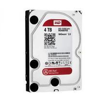 "Western Digital Red NAS 4 TB Internal 5400 RPM 3.5"" Hard Drive -WD40EFRX NAS (Network Attached Storage)"