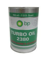 Air BP 2380 Aviation Turbine Engine Oil - Quart Can (Always Fresh Stock!)
