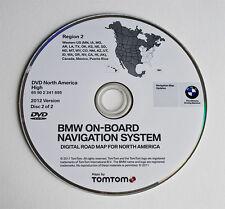 2012 Update WEST 2003 2004 2005 BMW 325xi 330xi 325Cic 330Cic Navigation DVD Map