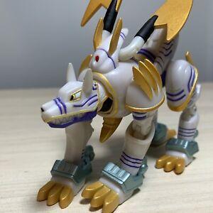 "Bandai Digimon Kendogarurumon 6"" Action Figure 2002"