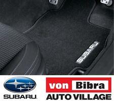 Brand New Genuine Subaru Liberty & Outback Carpet Mat Set Black J5010AL000