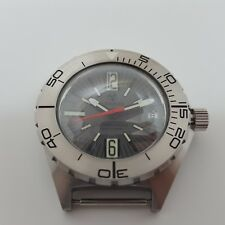 CREPAS TORNADO 1000M ULTRA DOMED ACRYLIC LENS NEW EXTREME DIVER WATCH AUTOMATIC