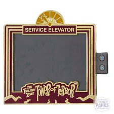 Disney Parks Hollywood Studios Tower of Terror Service Magic Window Motion Pin