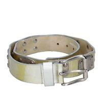 cintura donna BOLLIVER 90 oro pelle sintetica metallo DT794