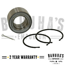 FIT FOR A NISSAN X-TRAIL 2.0, 2.2, 2.5 FRONT WHEEL BEARING KIT 01-ON *BRAND NEW*
