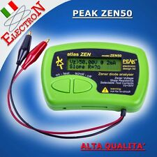 PEAK ZEN50 Tester diodi Zener VDR TVS LED Zener Diode Analyser Tester Multimeter