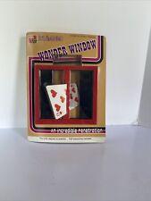 Tenyo Magic Wonder Window New in Package