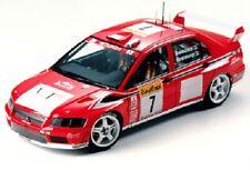 Tamiya 24257 - 1/24 Mitsubishi Lancer Evolution VII WRC - Neu