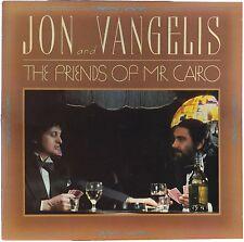 THE FRIENDS OF MR CAIRO # JON and VANGELIS