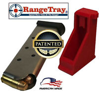 RangeTray Magazine Loader SpeedLoader for the Kimber Micro 9mm - RED