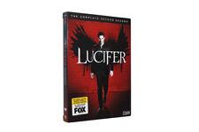 Lucifer: The Complete Second Season 2(DVD, 2017, 3-Disc Set)