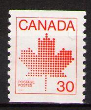Canada 1982 Sc950 $ 0.9  Mi821C 0.8 MiEu  1v  mnh  Coil Stamp