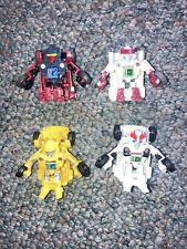 Transformers Bot Shots Battle Game Series Lot Of 4