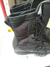 Belleville Boots Men Sz 5R Woman Sz 7R Gore 770V Black Military Vibram Sole New