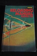 speer reloading manuals | eBay