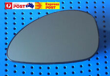 Left side mirror glass to suit CITROEN C4 03/2005 - 09/2011 Heated Convex Blue