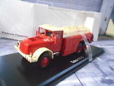 TATRA 111C 111 C weiss rot Tankwagen Benzina Truck LKW PCL 1:43